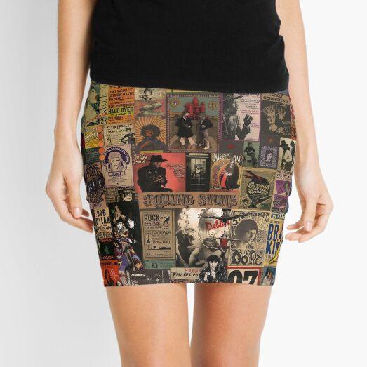 Rock n' Roll Stories II Mini Skirt