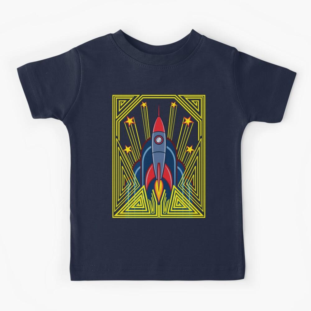 Deco Rocket Kids T-Shirt