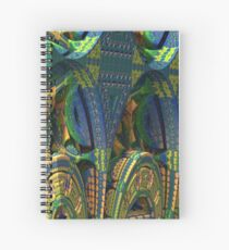 Cuaderno de espiral Artful Arches