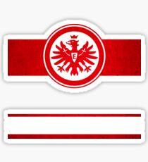 Eintracht Frankfurt Stickers Redbubble