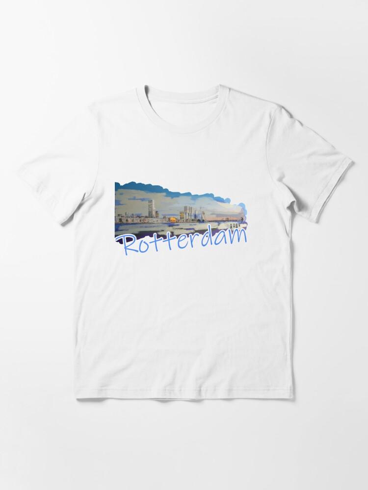 Alternative Ansicht von Rotterdam Essential T-Shirt