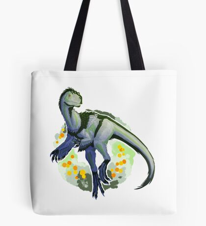 Afrovenator (without text) Tote Bag