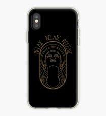 Relax Relate Release: Femininities Collection iPhone Case
