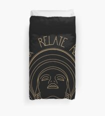 Relax Relate Release: Femininities Collection Duvet Cover