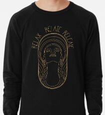 Relax Relate Release: Femininities Collection Lightweight Sweatshirt