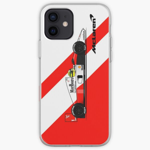 The Legend iPhone Soft Case
