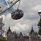 London Eye by Eric Flamant