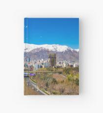 Crystal clear Tehran Hardcover Journal