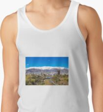 Crystal clear Tehran Tank Top