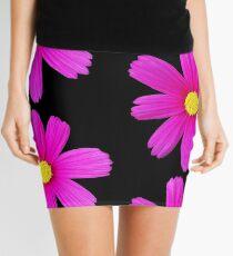 Pink Cosmos Mini Skirt