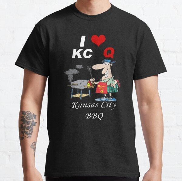 I Love KC Q - Kansas City BBQ Classic T-Shirt