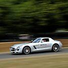 The New Mercedes SLS .... by M-Pics