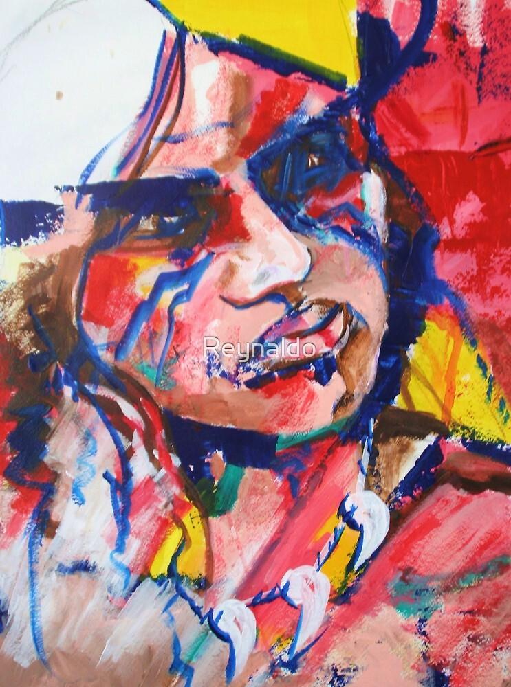 War Paint by Reynaldo