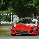 Ferrari 599 GTO at Goodwood by M-Pics