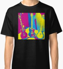 Pop Art Les Paul Love Series-2LPSG-1 Classic T-Shirt