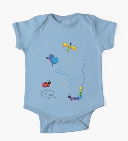 bug tracks Kids Clothes