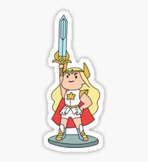 She-Ra Figurine, She-Ra 2018 sticker Sticker