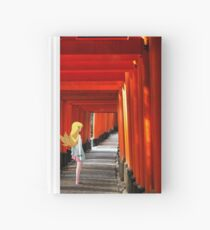 Monogatari – Shinobu Shrine Hardcover Journal