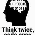 ★ Think twice, code once. by cadcamcaefea