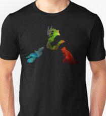 Pokemon- Clash of the Three Titans Unisex T-Shirt