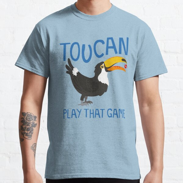 Toucan Play That Game Classic T-Shirt