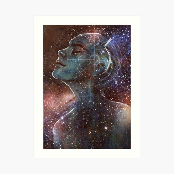 Dream voyage Art Print