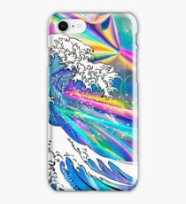 Great Wave Holographic iPhone Case/Skin