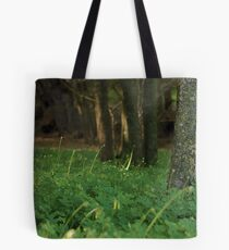 Clover your path Tote Bag