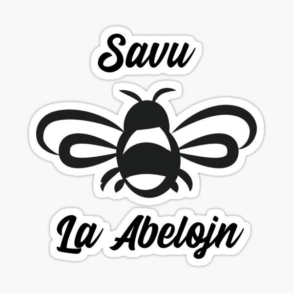 Abelojn Sticker