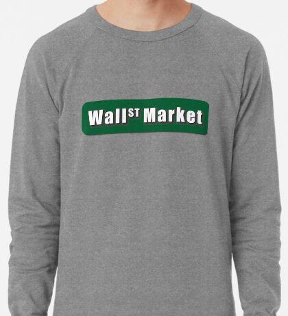 Wall Street Market Lightweight Sweatshirt