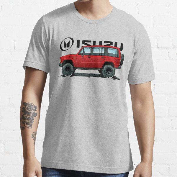 Isuzu Trooper - 4dr GEN 1 - Red Essential T-Shirt