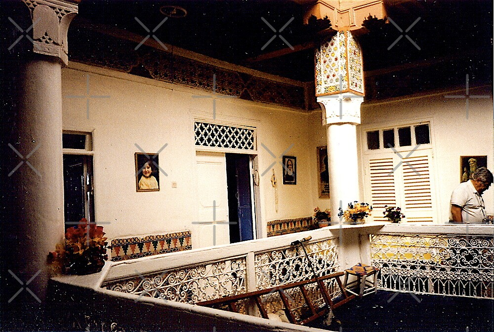 Private house, Marakesh, Morocco by Shulie1