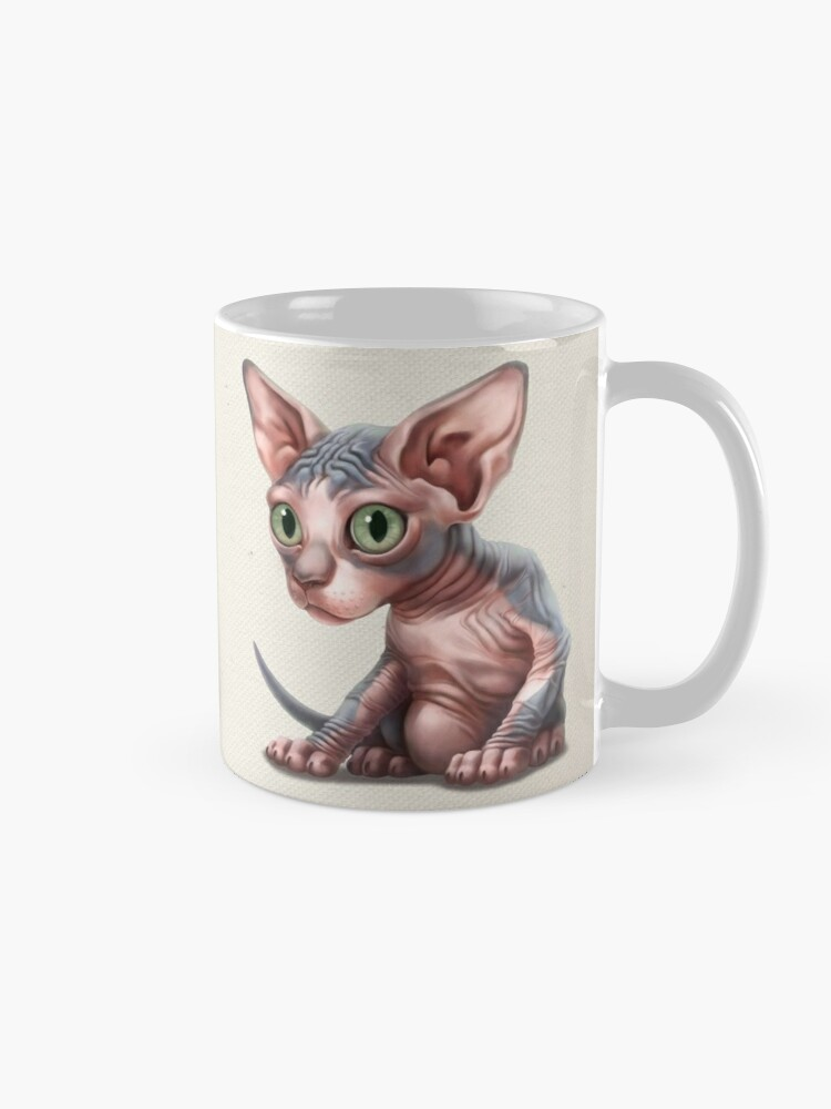 ClassiqueMug A ClysmSphynx Cat Cat Chaton Chaton A ClysmSphynx wnk8N0OXP