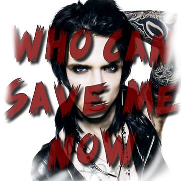 Andy Biersack - Who Can Save Me Now ? by MiindfreakkXIII