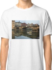 Postcard from Florence  Classic T-Shirt