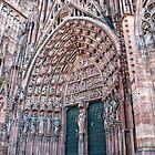 A masterpiece of gothic design. by ROBERT NIEDERRITER