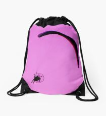 Parasailing Drawstring Bag