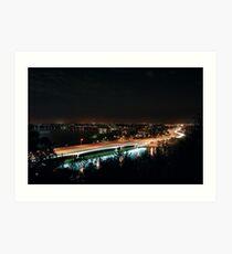 Narrows Bridge Art Print