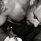 the tattooist by strykermeyer