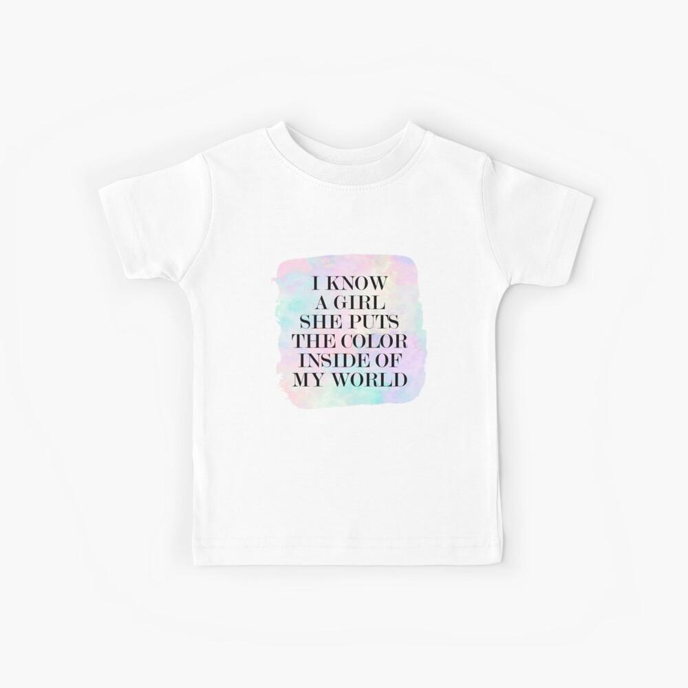 Hijas Camiseta para niños