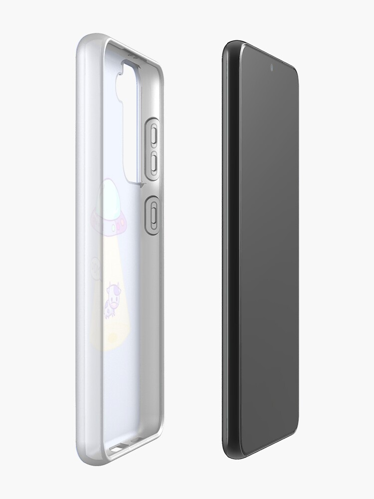 Alternate view of Abduction Case & Skin for Samsung Galaxy