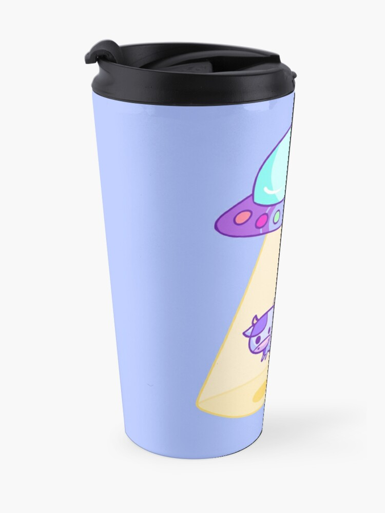 Alternate view of Abduction Travel Mug