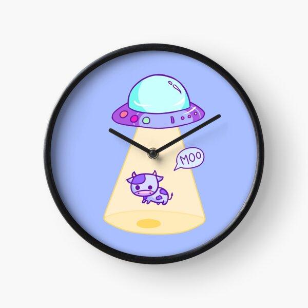 Abduction Clock