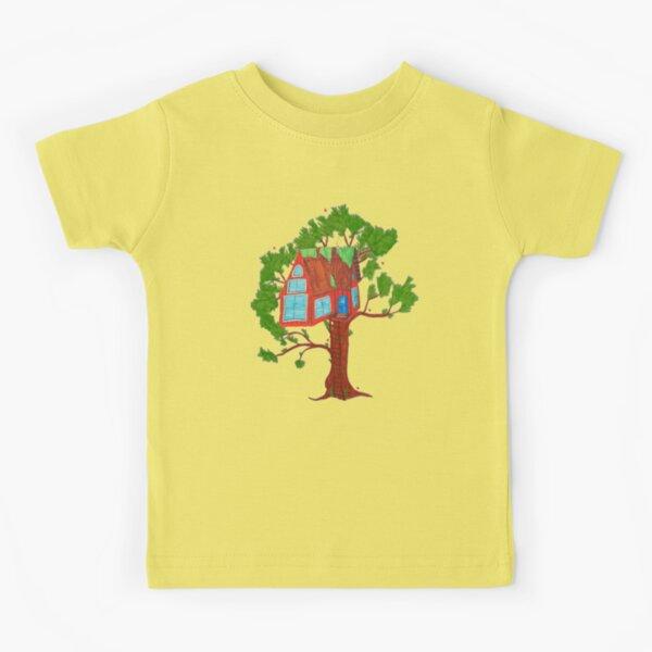 Charming Little Treehouse Kids T-Shirt