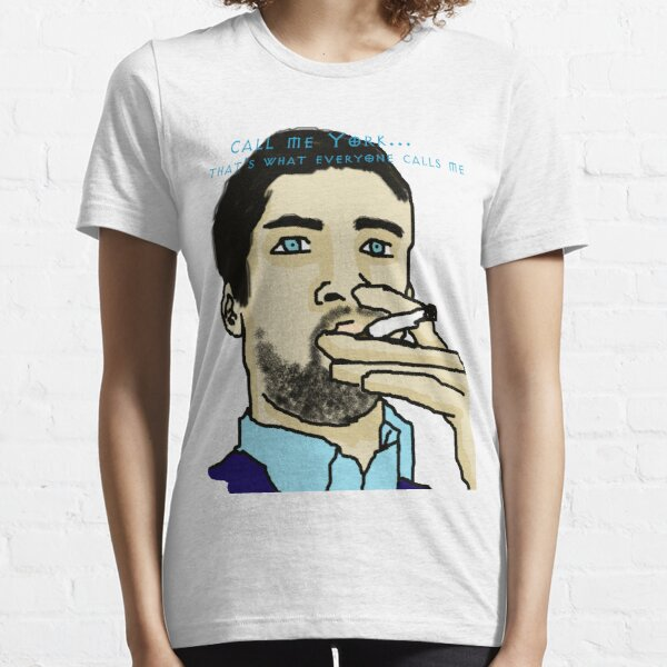 Call Me York Essential T-Shirt