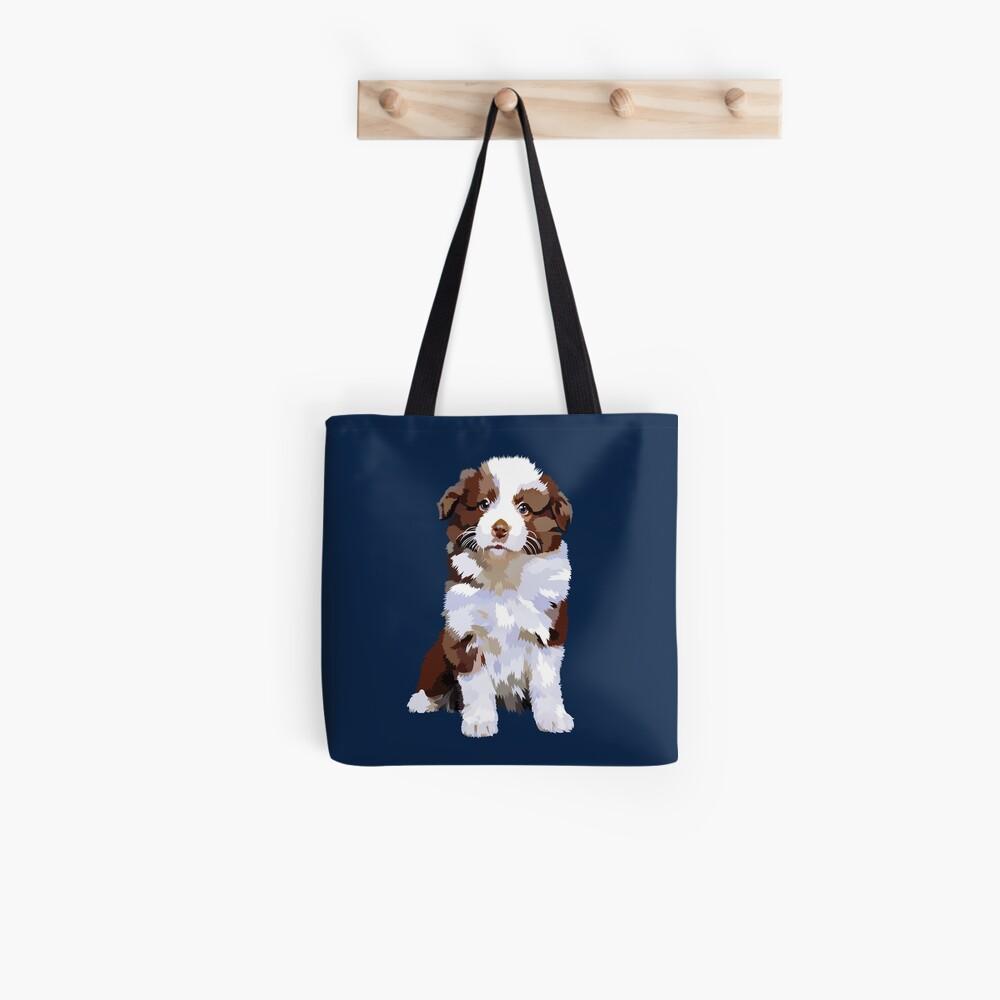 Adorable puppy Tote Bag