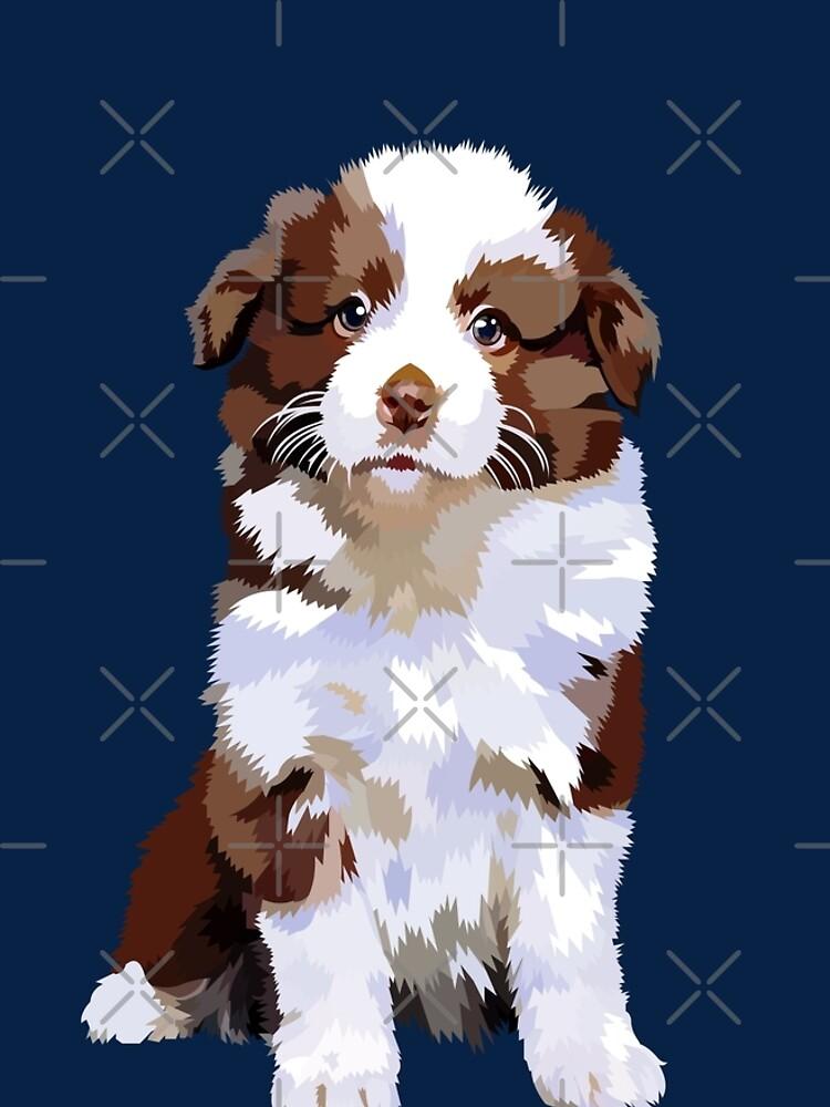 Adorable puppy by Elviranl