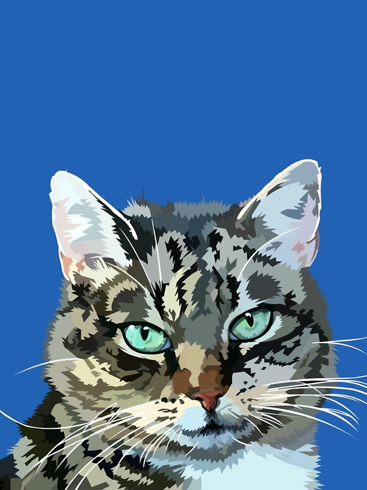 Pretty little kitty by Elviranl