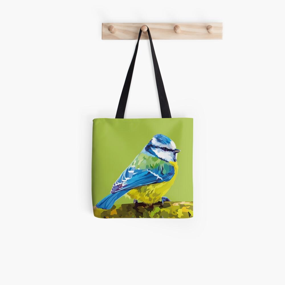 Cute little bird Tote Bag