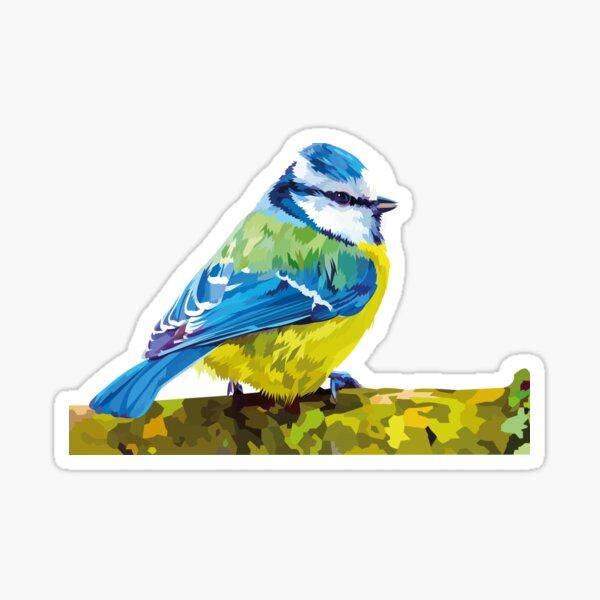 Cute little bird Sticker